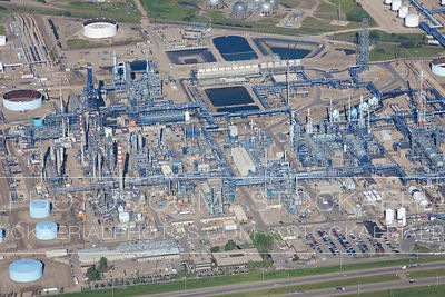 Oil Refinery, Edmonton