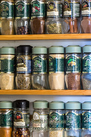 Spice Rack, Kitchen