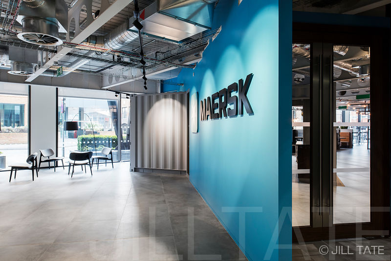 Maersk UK Headquarters, Maidenhead | Client: CBRE