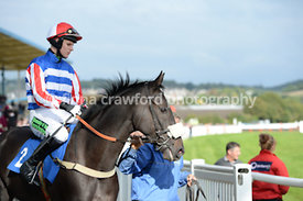 11th October 2013 Novices Limited Handicap Steeple Chase with winner Notarfbad