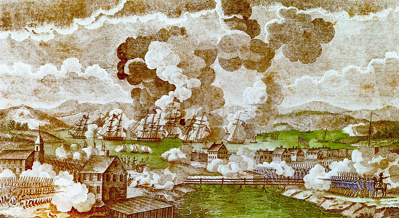 Battles of Plattsburg and Lake Champlain during War of 1812