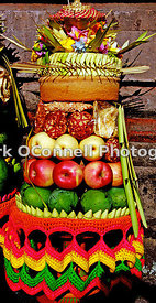 Food offerings for God