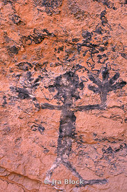 Anasazi Rock Art, Arizona
