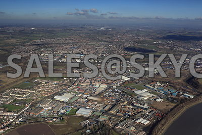 Widnes Aerial photographs