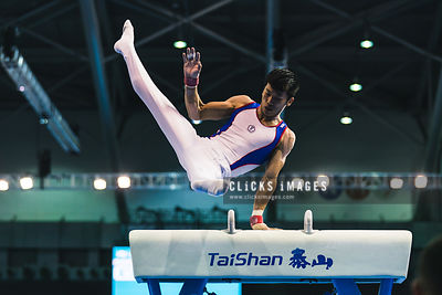 Universiade Taipei 2017 Day 5 - Pommel horse