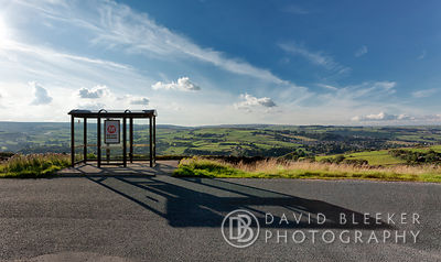 Bus Stop Yorkshire