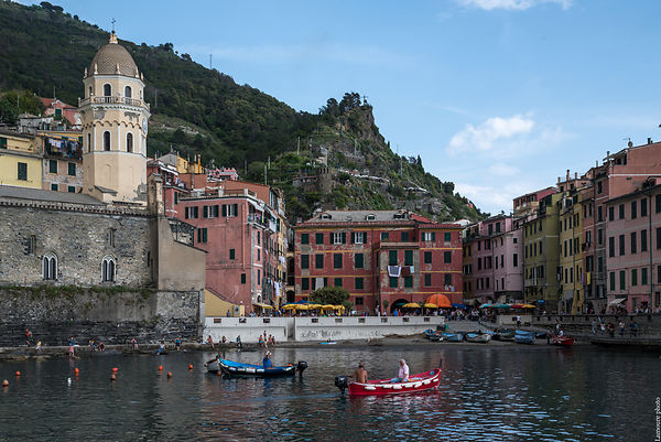 Vernazza 2 photos