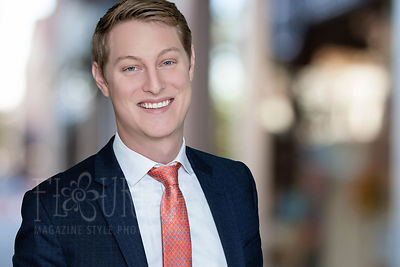 Portraits - Head Shots | Doyle Wealth | Business Portrait picture