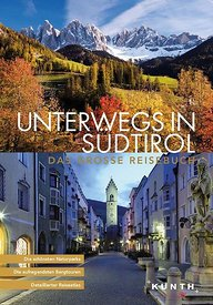 Unterwegs in Sudtirol travel book cover