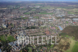 Aerial Photography Taken In and Around Canterbury, UK