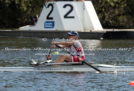 Taken during the World Masters Games - Rowing, Lake Karapiro, Cambridge, New Zealand; ©  Rob Bristow; Frame 4230 - Taken on: Monday - 24/04/2017-  at 15:21.42