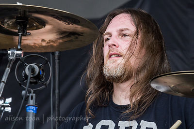 Jason Costa, drums, All That Remains