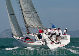 St Regis China Coast Regatta 2013