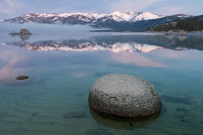 Tahoe Morning Reflections