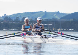 Taken during the World Masters Games - Rowing, Lake Karapiro, Cambridge, New Zealand; ©  Rob Bristow; Frame 505 - Taken on: Tuesday - 25/04/2017-  at 09:05.30