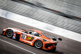 40 Colin White / Tom Sharp IDL- CWS G55 Ginetta GT3 GT3
