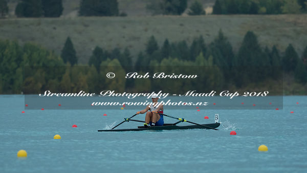 Taken during the Maadi Cup Regatta 2018, Lake Ruataniwha, Twizel, New Zealand; ©  Rob Bristow; Frame 154 - Taken on: Monday - 19/03/2018-  at 08:11.41