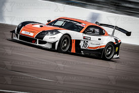 16 Richard Sykes / Mike Simpson Team LNT G55 Ginetta GT3 GT3