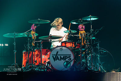 The Vamps - Genting Arena, 2017 photos