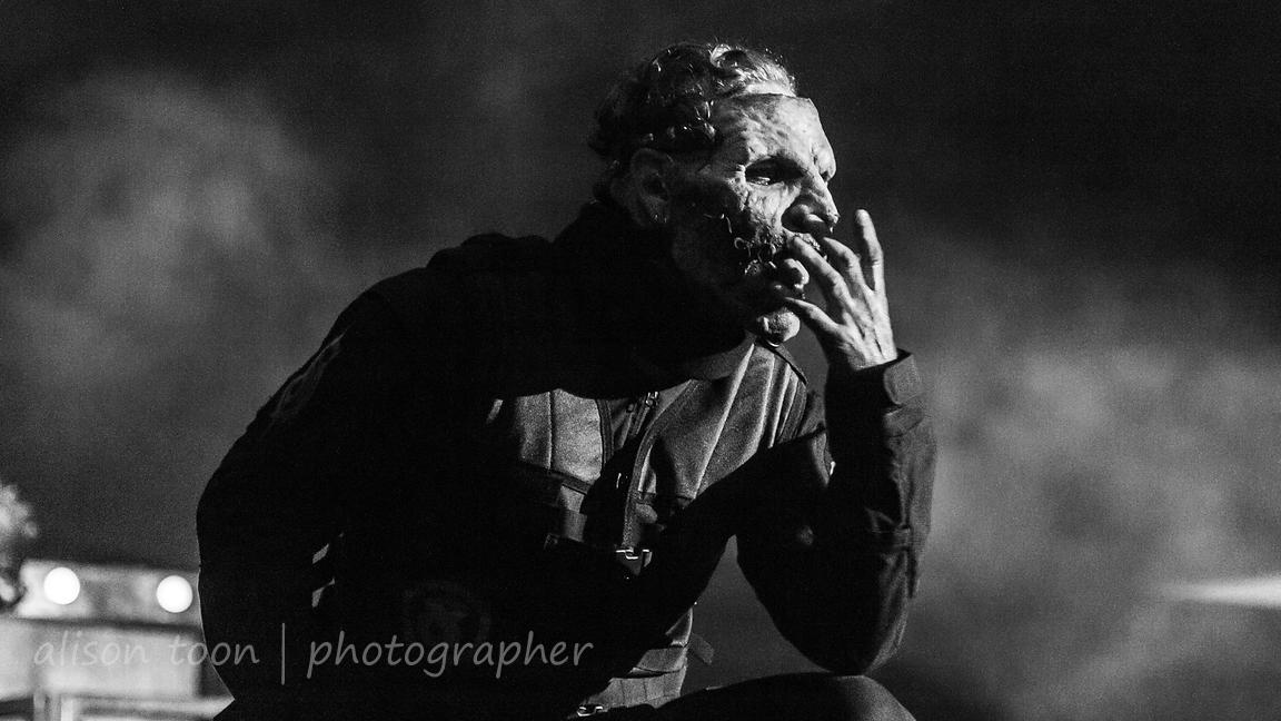 Slipknot at Chicago Open Air 2016 photos