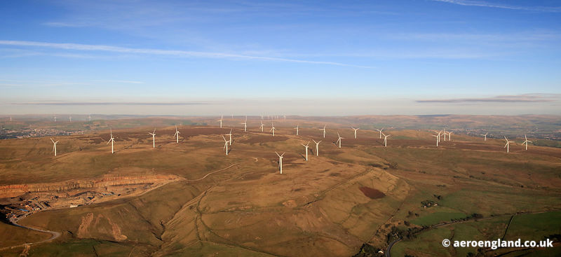 Scout Moor Wind Farm
