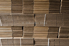 Corrugated Paperboard.