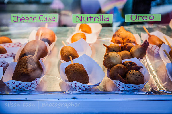 Fairground Food photos