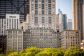 The Drake Hotel in Downtown Chicago