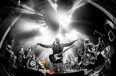 The Levellers - O2 Academy Bournemouth 09.12.16 photos