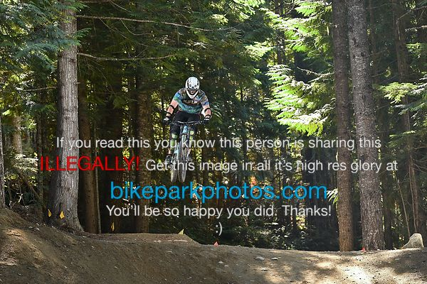 Monday August 27th - ALine Tombstone bike park photos