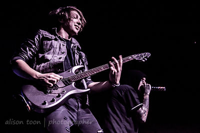 Chris Linck and Chris Fronzak, Attila, Ace of Spades, Sacramento