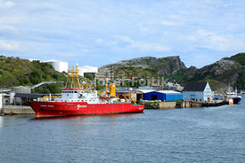Fugro Gauss Research Vessel, Norway