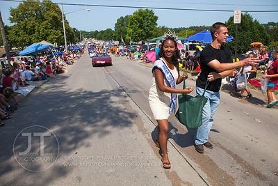 Coralville 4th of July Parade 2012