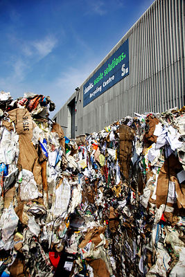 Shanks Recycling Centre, 211 Blochairn Road, Blochairn, Glasgow, G21 2RL.22nd May 2012..Pictured: Gerry Henderson, Site Manager, and general views of the plant...Picture Copyright:.Iain McLean,.79 Earlspark Avenue,.Glasgow.G43 2HE.07901 604 365.photomclean@googlemail.com.www.iainmclean.com.All Rights Reserved.No Syndication