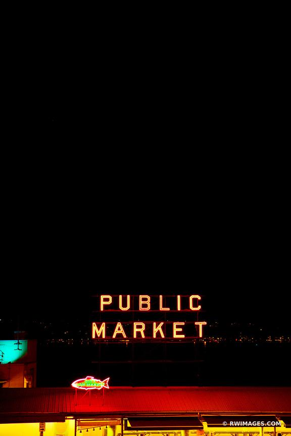 PUBLIC MARKET SEATTLE