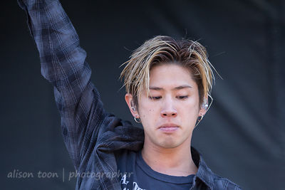 Taka, vocals, One OK Rock