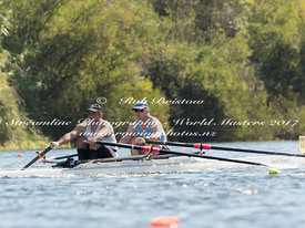 Taken during the World Masters Games - Rowing, Lake Karapiro, Cambridge, New Zealand; ©  Rob Bristow; Frame 3810 - Taken on: Monday - 24/04/2017-  at 13:35.16