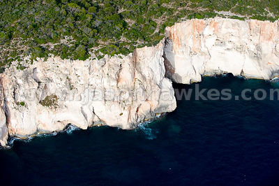 Cliffs, Es Canutells, Menorca, Spain