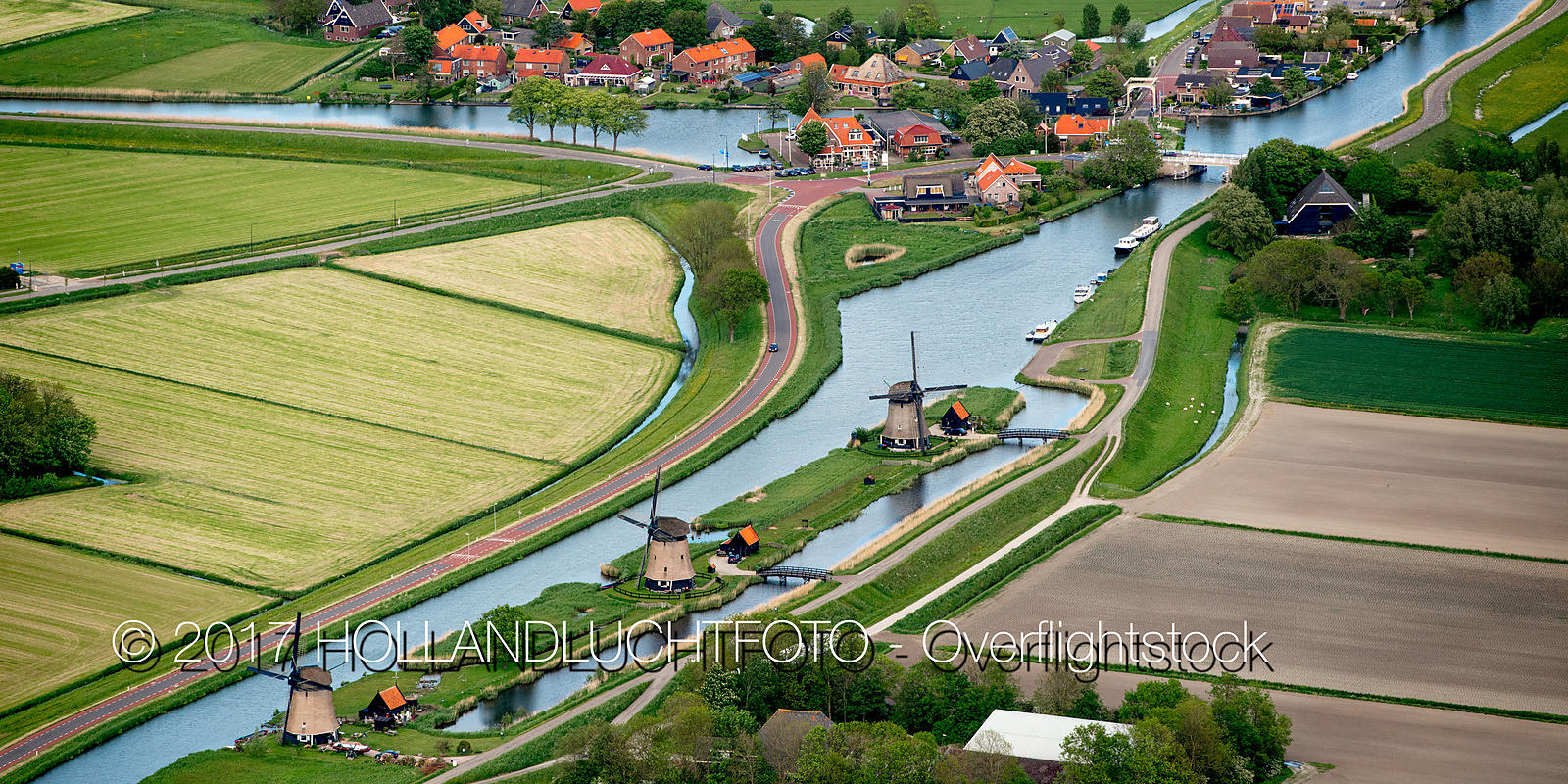 Rustenburg  of North Holland in the Netherlands Known for the Strike Mills .