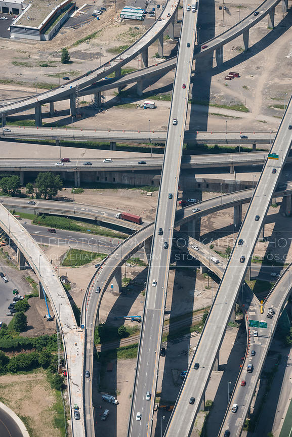 Turcot Highway Interchange, Montreal