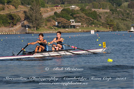 Taken during the Cambridge Town Cup 2015, Lake Karapiro, Cambridge, New Zealand; ©  Rob Bristow; Frame 0 - Taken on: Sunday - 25/01/2015-  at 08:22.46