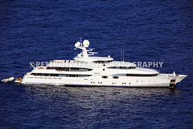 Superyacht Nourah of Riyad..