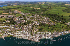 Aerial Photography Taken In and Around St Austell, UK