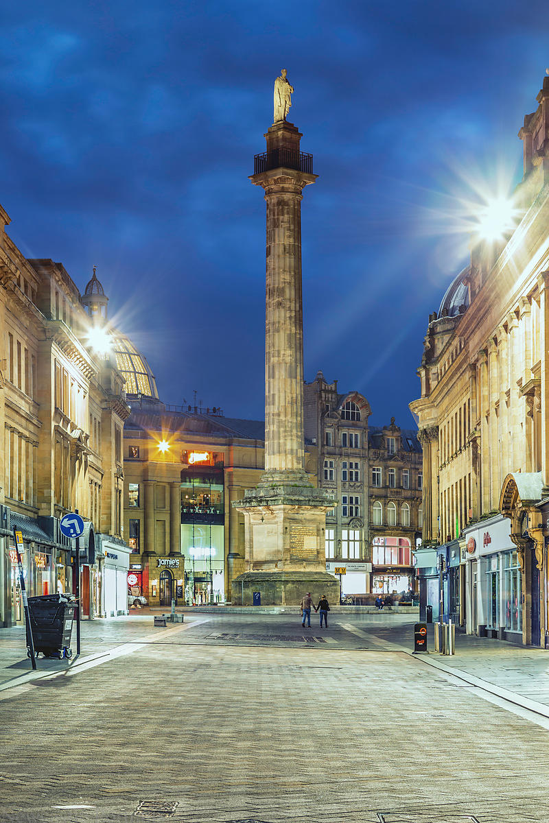 Newcastle Photos | Greys Monument Newcastle photos