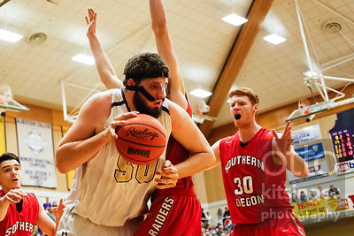 Basketball: Southern Oregon University at College of Idaho 3/3/15