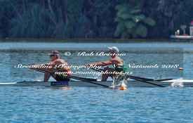 Taken during the National Championships 2018, Lake Karapiro, Cambridge, New Zealand; ©  Rob Bristow; Frame 1099 - Taken on: Friday - 16/02/2018-  at 14:34.17