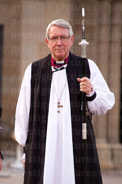 The Right Reverend Tim Stevens Bishop of Leicester