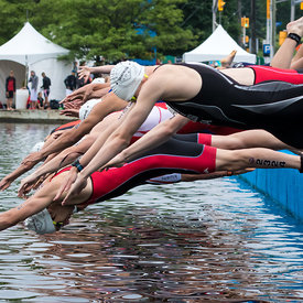 Day 1 - CAMTri Premium American Cup & Canadian Championships Heats photos