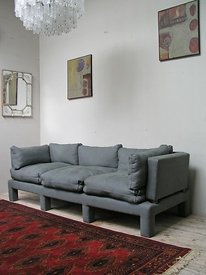 French House made Big grey sofa photos