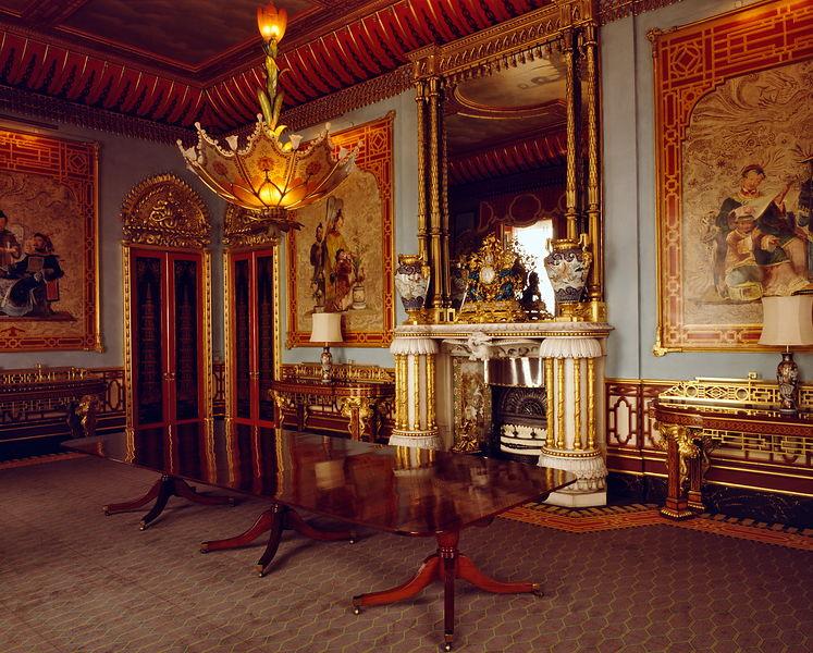 Buckingham Palace Chinese Dining Room